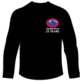 TUNA Shirt – 25th Anniversary Longsleeve