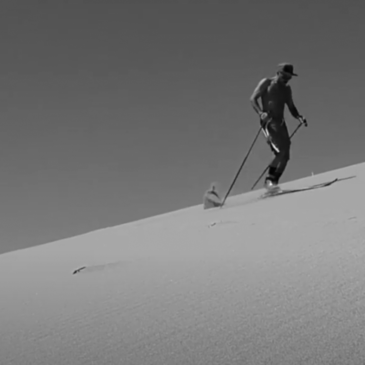 Sand Skiing with Aram — Dryland Training in Great Sand Dunes National Park