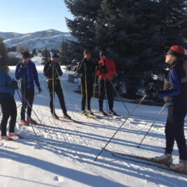 Wednesday Afternoon Masters Ski Training Group