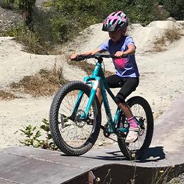 Summer Kids Mountain Bike Camp